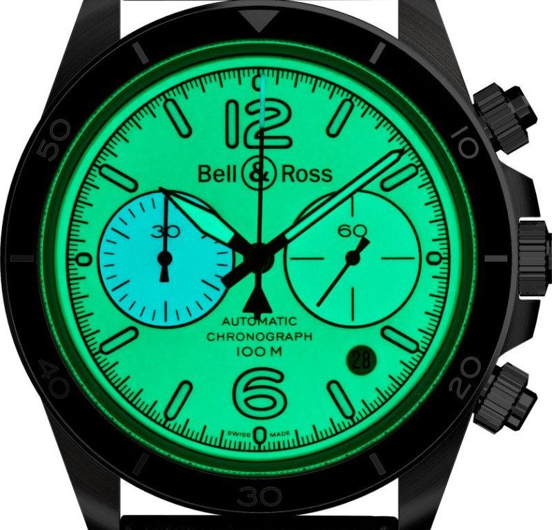 Bell & Ross Vintage BR V2-04 Full Lum