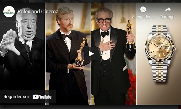 Hollywood : le film Rolex présenté à l'occasion de la 93ème cérémonie des Oscars