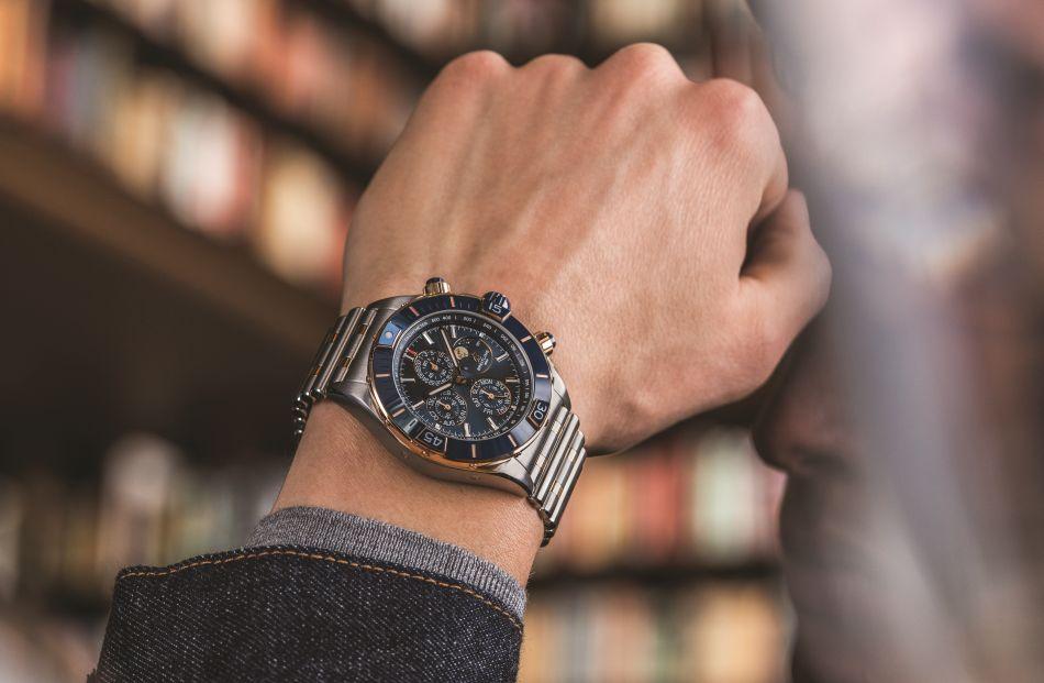 Breitling Super Chronomat 44 Four-Year Calendar