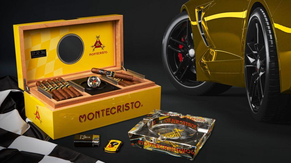 BRM et Montecristo : belle collab' autour du cigare