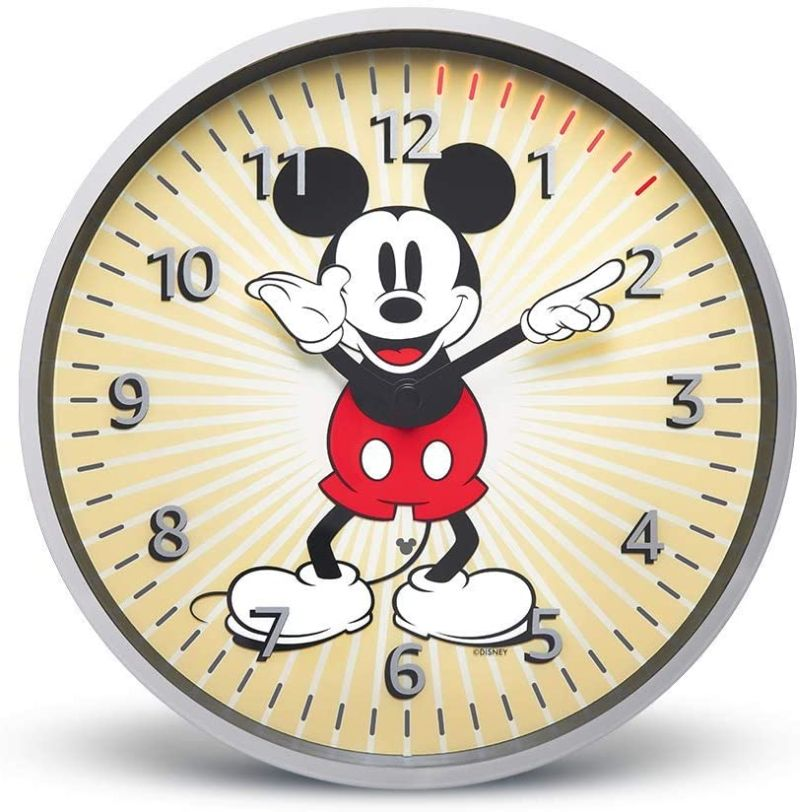 Echo Wall Clock – Edition Mickey Mouse