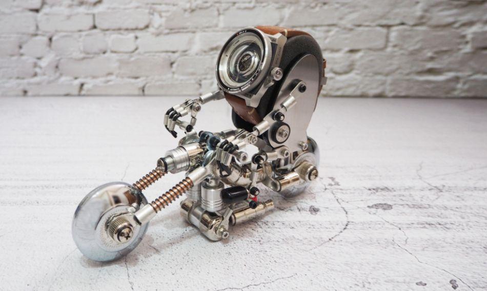 Robotoy Bike Watch Band