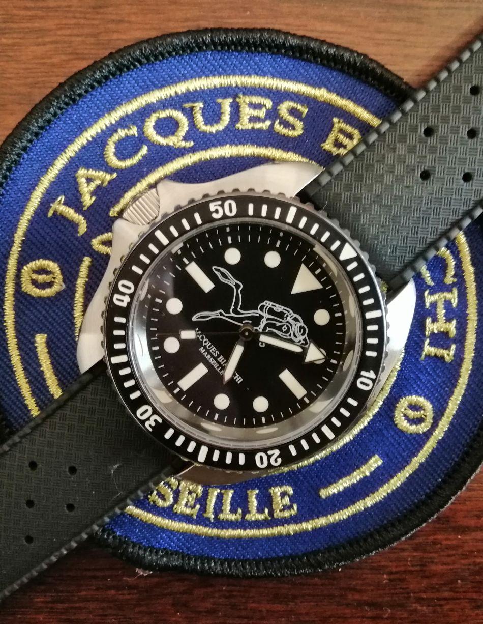 Jacques Bianchi Marseille : la passion des montres en plongée