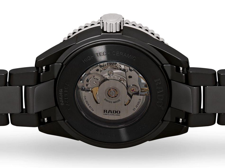 Rado Captain Cook High-Tech Ceramic : une sportive moderne et efficace