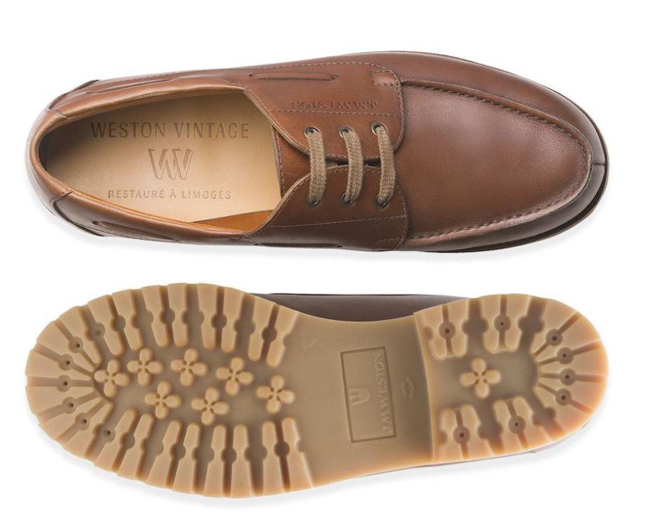 Quand le CPO de Bucherer rencontre les souliers vintage J.M. Weston