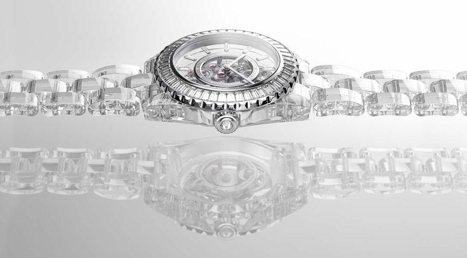 Interview d'Arnaud Chastaingt, directeur du Studio de Création Horlogerie de Chanel