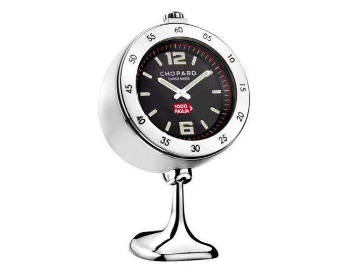 Chopard : rouge racing pour pendulette de bureau