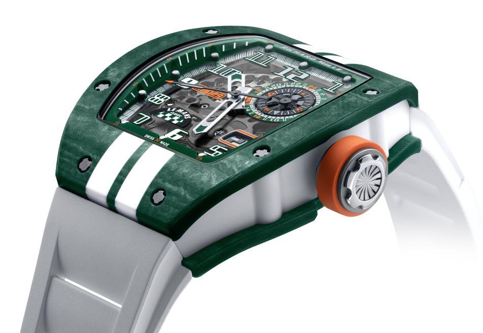 """Richard Mille RM 029 Automatique Le Mans Classic : très """"racing spirit"""""""