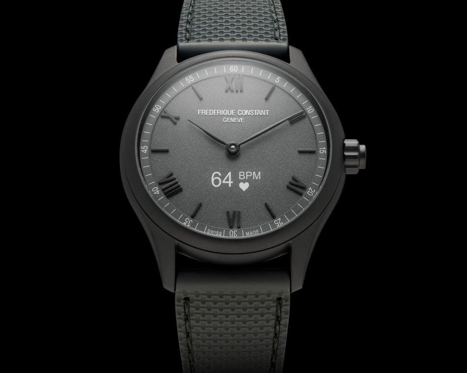 Frédérique Constant Smartwatch Vitality : quatre nouvelles versions