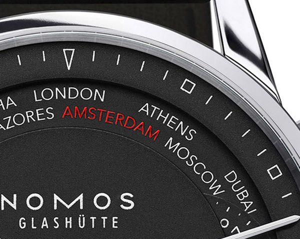 Amsterdam : Ace Jewelers propose une édition limitée de la Nomos Zurich à 25 exemplaires