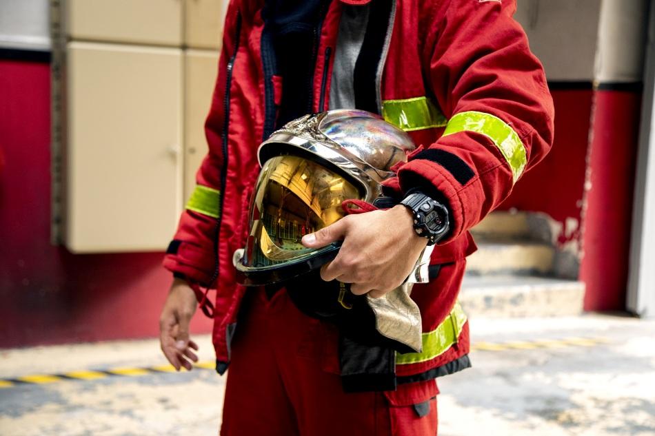 G-Shock partenaire de la Brigade de sapeurs-pompiers de Paris : dans le feu de l'action