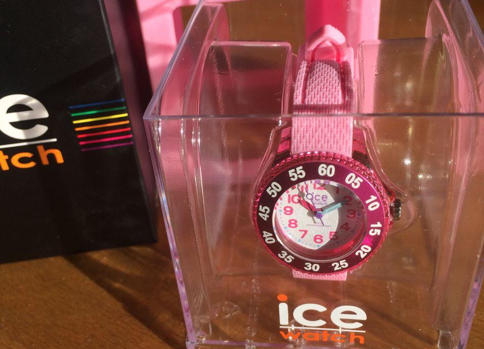Le retour de l'analogie pour les enfants grâce à Ice-Watch