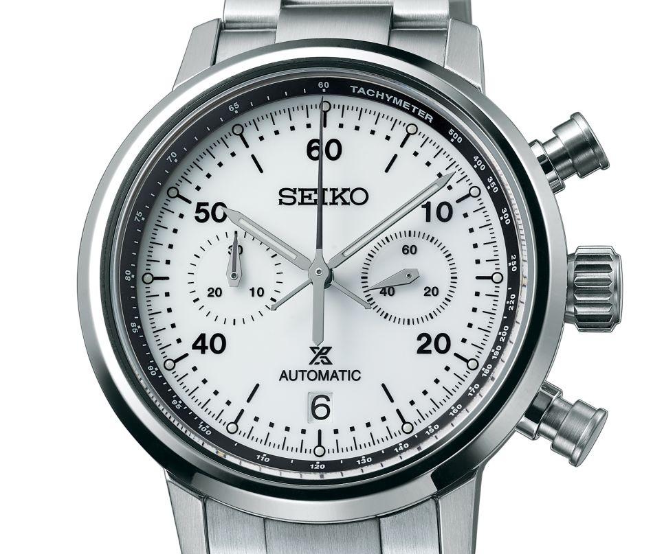 Speedtimer : le nouveau chrono Seiko d'inspiration vintage