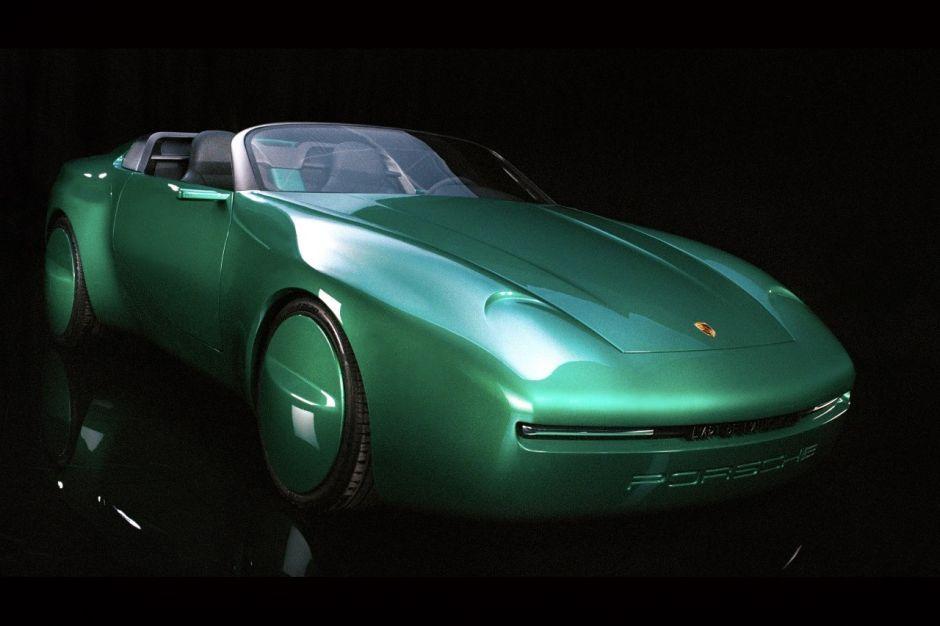 Crédit photo : Porsche - L'Art De L'Automobile