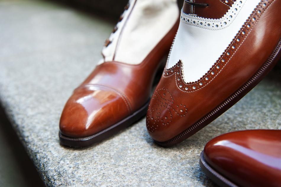 Aubercy : de l'art des souliers en cuir et tissu