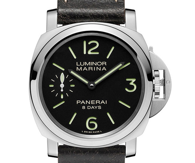Officine Panerai : à la découverte du calibre P.5000