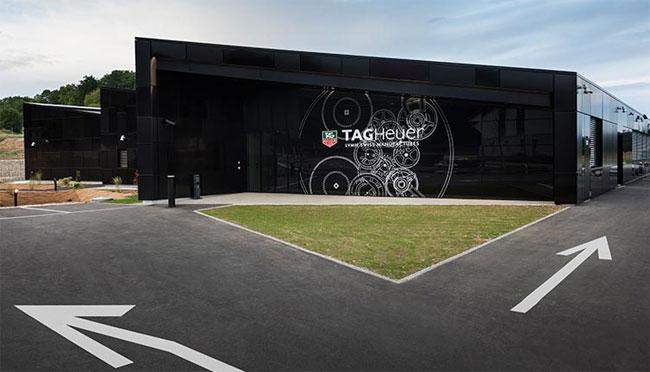 TAG Heuer : une nouvelle manufacture à Chevenez en Suisse