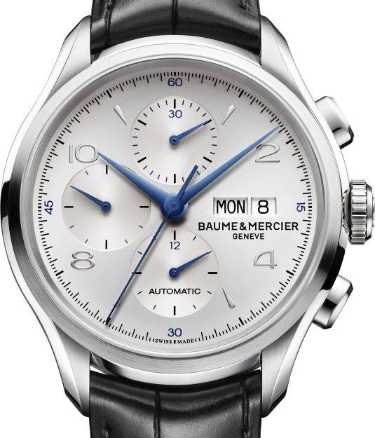 Baume & Mercier Clifton Chronographe