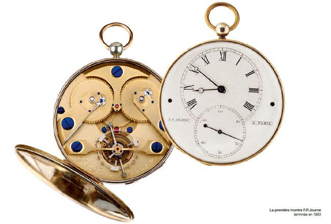Tourbillon Historique F.P. Journe : 99 exemplaires pour trois décennies de haute horlogerie