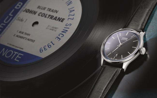 Edition limitée Oris John Coltrane