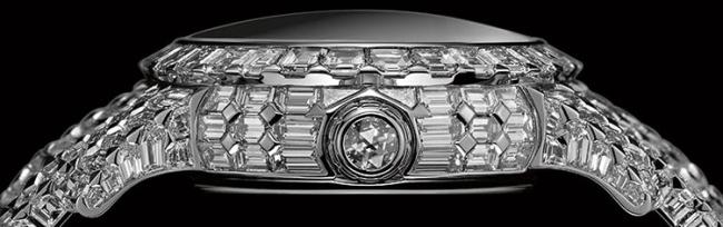 Girard-Perregaux Cat's Eye Haute Joaillerie : les diamants sont éternels !