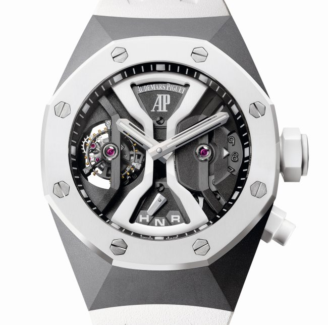 Audemars Piguet Tourbillon Royal Oak Concept GMT