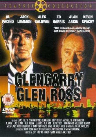 L'affaire Glengarry : Al Pacino porte une Rolex Datejust en or et acier