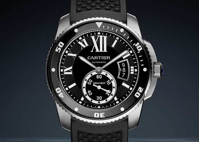 Cartier Calibre Diver