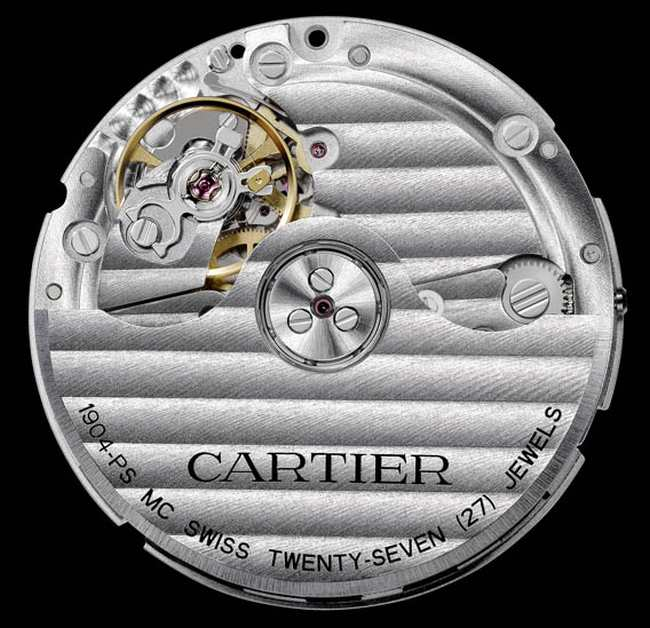 Calibre Cartier MC 1904