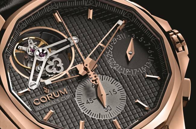 Corum Admiral's Cup Seafender 47 Tourbillon Chronograph