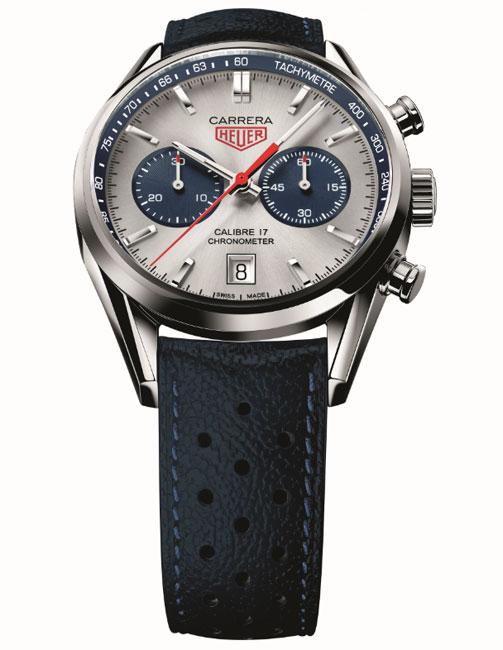 Carrera TAG Heuer Calibre 17 Chronograph Editions Spéciales : réservées aux boutiques