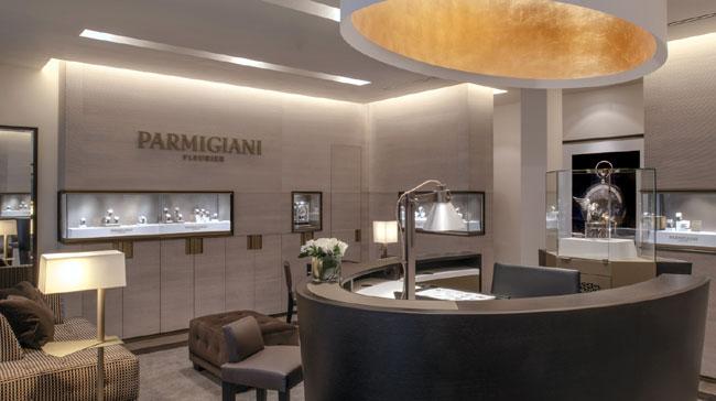 Atelier Parmigiani Fleurier de Londres