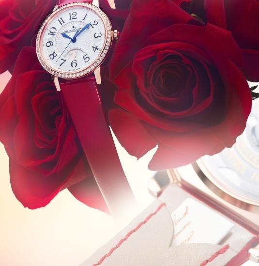 Jaeger-LeCoultre : un bracelet à secret pour la Saint-Valentin