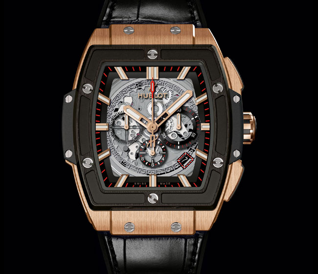 Hublot Spirit of Big Bang King Gold