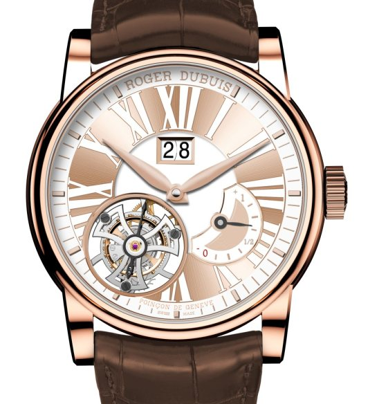 Roger Dubuis Tribute to M. Roger Dubuis