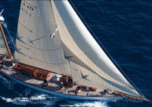 Panerai : dix ans de Classic Yachts Challenge
