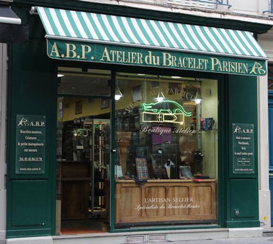 ABP : ouverture d'un atelier d'horlogerie
