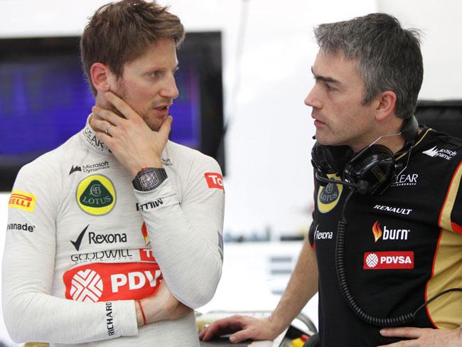 Romain Grosjean : nouvel ambassadeur Richard Mille