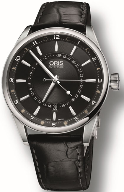 Oris Artix Pointer Moon : la phase de lune autrement
