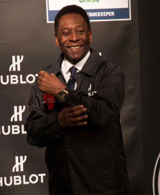 Pelé et la Soccer Bang