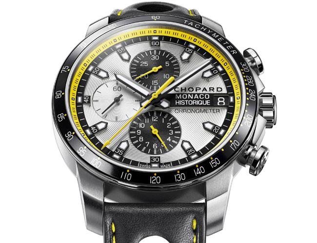Chopard Grand Prix de Monaco Historique Chrono : montre de course