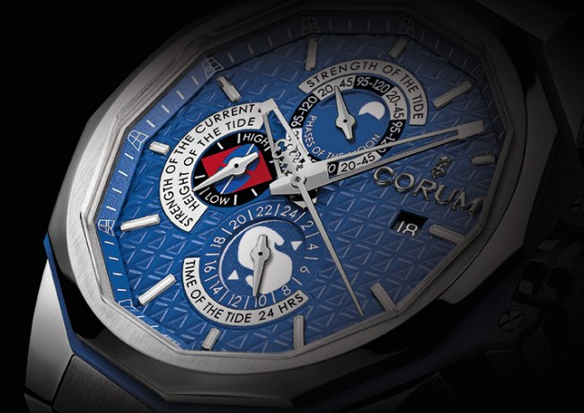Corum Admiral's Cup AC-One 45 Tides