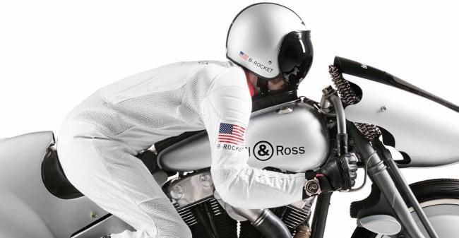 Bell&Ross : deux séries limitées de montres B-Rocket… Vrombissantes !