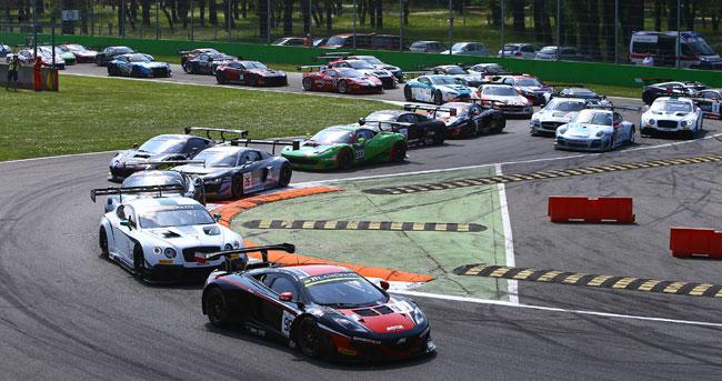 Blancpain Race Weekends : la saison vient de démarrer à Monza