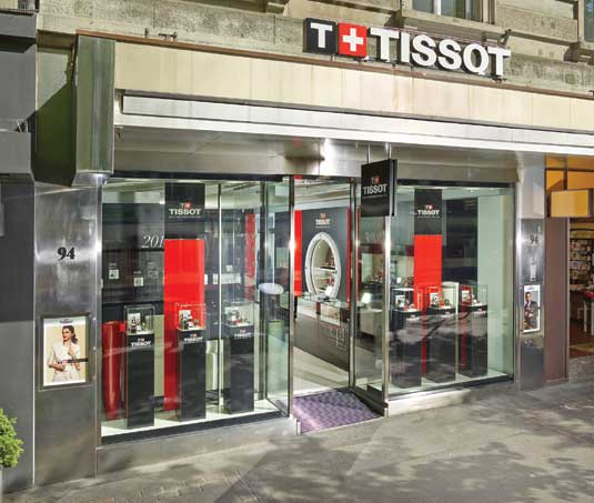 Tissot Zurich
