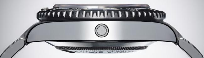 Rolex Sea-Dweller 4000 réf 116600, la fameuse valve à hélium