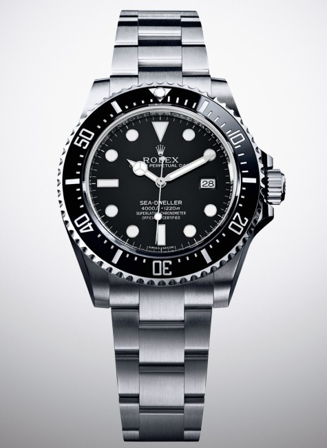 Rolex Sea-Dweller 4000 réf 116600
