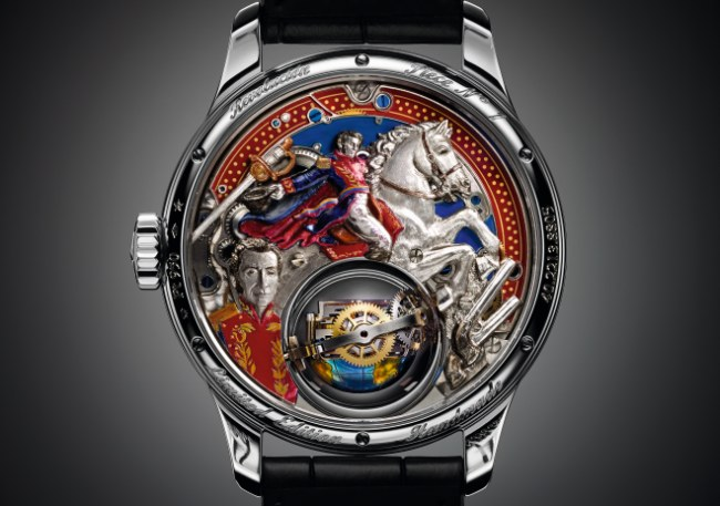 Zenith Academy Christophe Colomb Hurricane Revoluction Simon Bolivar