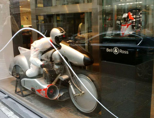 B-Rocket Concept Bell & Ross