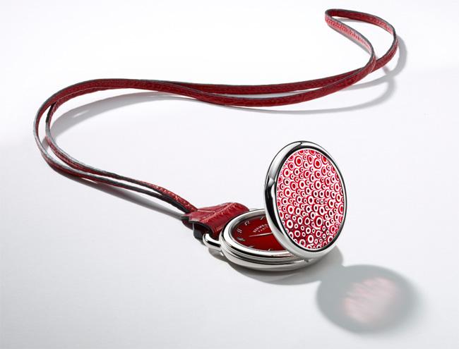 Hermès Arceau Millefiori : le cristal pour elle et lui